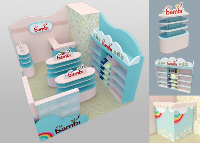 5 Desain Booth yang Menarik Perhatian Pembeli