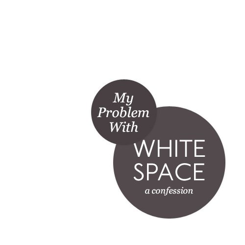 my-problem-with-white-space