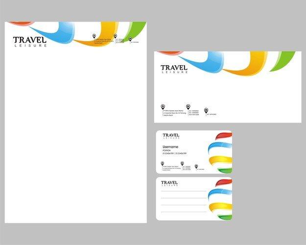 Blog Sribu : 8 Desain Stationery Terbaik Pilihan Sribu.com