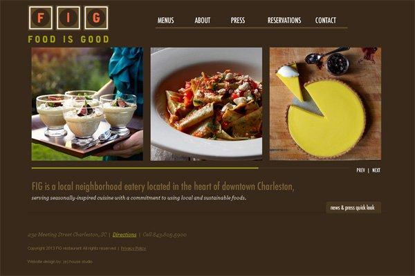 Blog sribu 7 tips membuat website restoran yang bagus for Cuisine site