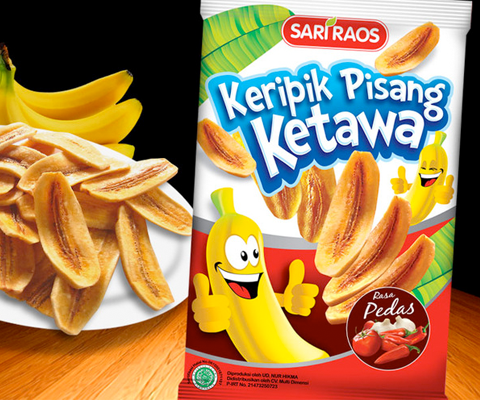 Packaging-pisang