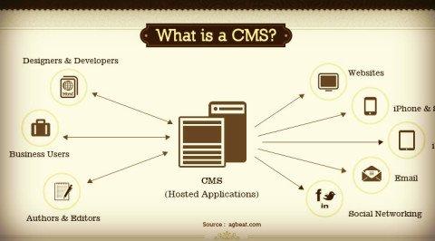 CMS-header
