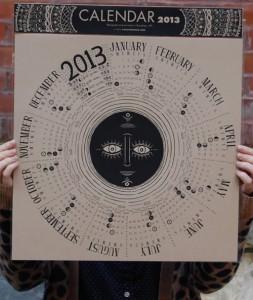 2013_Circular_Lunar_Calendar