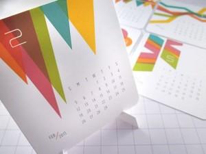 Be_Colorful_Modern_Mini_Calendar_2013