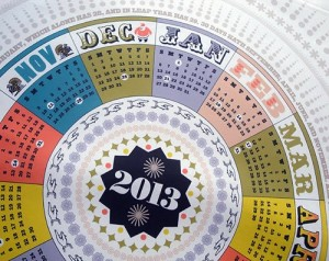 Circle_Retro_Typography_Calendar