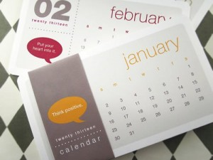 Think_Positive_2013_Calendar