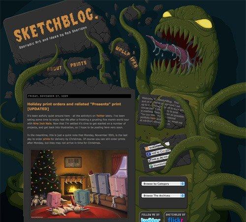 sketchblog