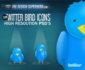 twitter-bird-icons