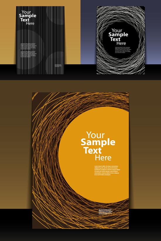 Contoh Desain Cover Buku Unik dan Menarik