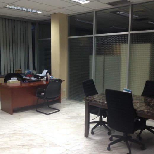 Inilah kantor pertama Sribu!