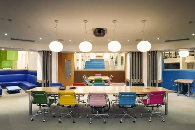 Innovative Home Office Ideas: 20 Desain Interior Kantor Terkeren & Menarik Untuk