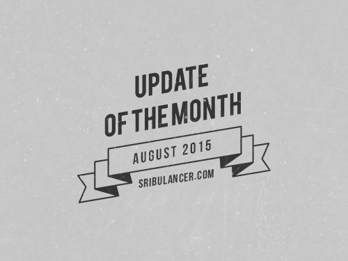 update sribulancer july 2015