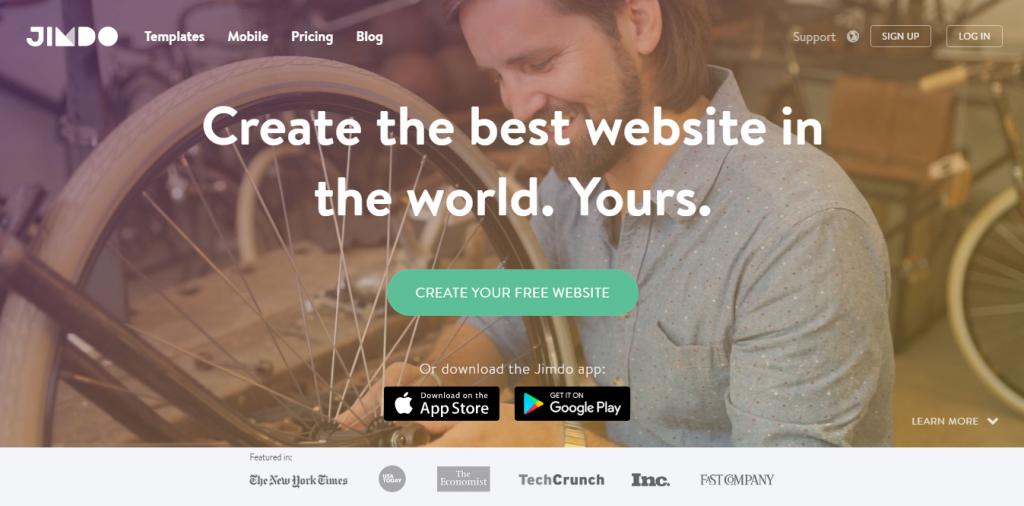 Image result for 7 Situs Lengkap untuk Membuat Website Gratis