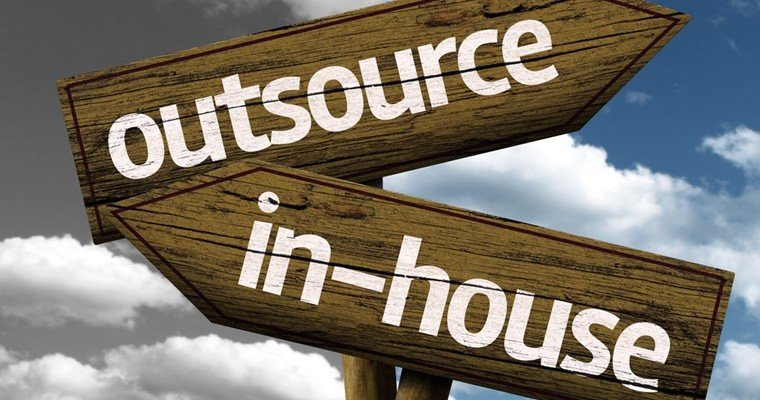 outsource or in house