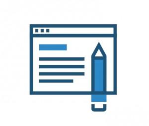 Blog Marketing Icon