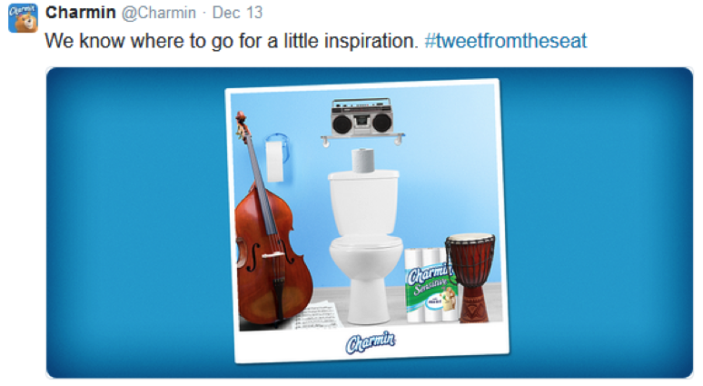 charmin commercial