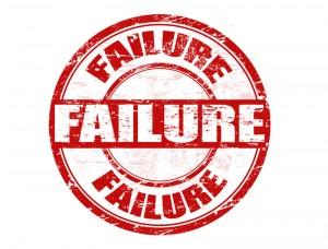 logo desain gagal