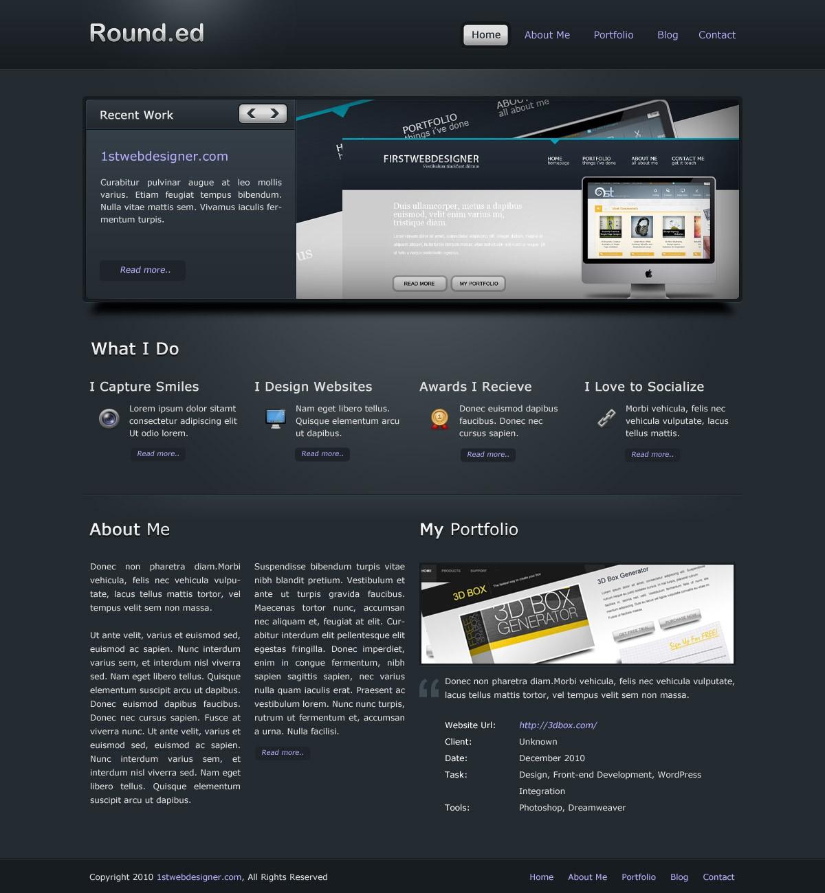 Desain Web Membuat Desain Website Di Shop Blog Sribu