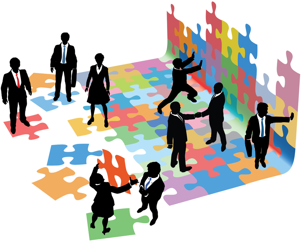 business-people-collaborate