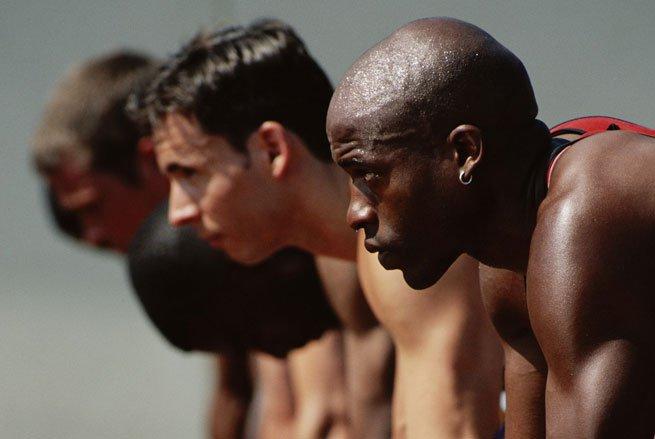 Runners-startline-focus