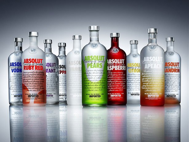 desain kemasan vodka