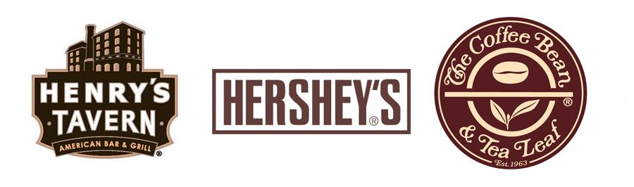 Trik Psikologi Warna pada Desain Logo - cokelat
