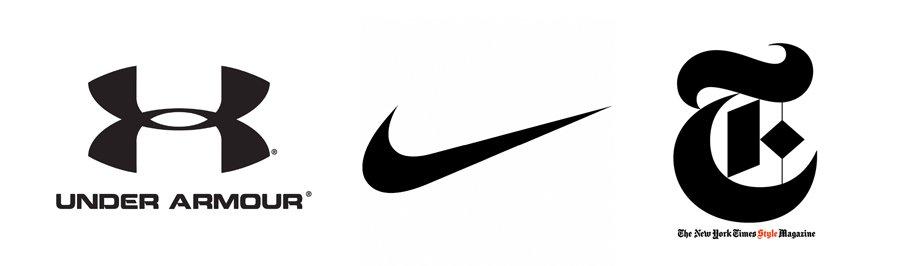 Trik Psikologi Warna pada Desain Logo - Hitam