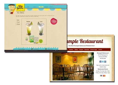 Diferensiasi desain pada website