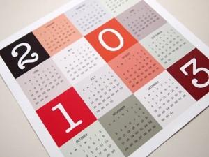 Modern_2013_Calendar