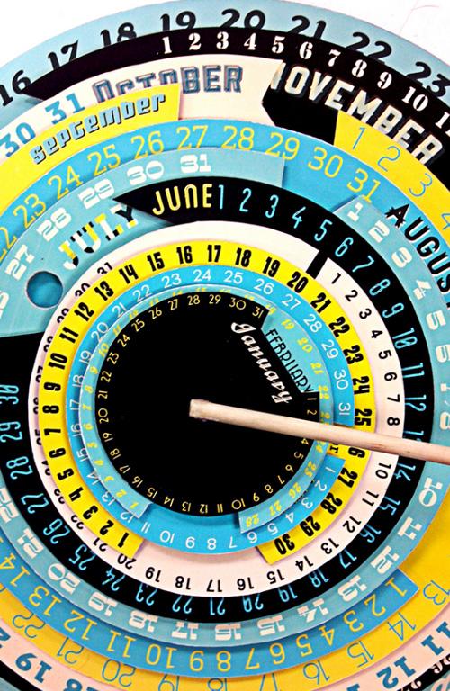 60 Desain Kalender yang Unik dan Menarik - Blog Sribu