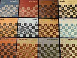 Typography_Calendar