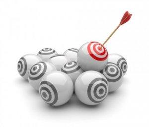 target strategi pemasaran