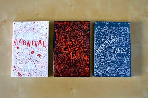 Book Covers Ideas : Contoh desain cover buku keren untuk inspirasi anda