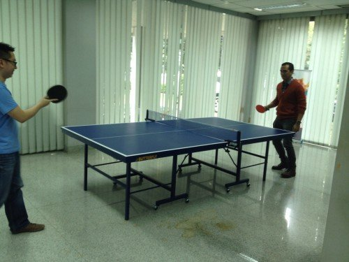 Ping Pong Time