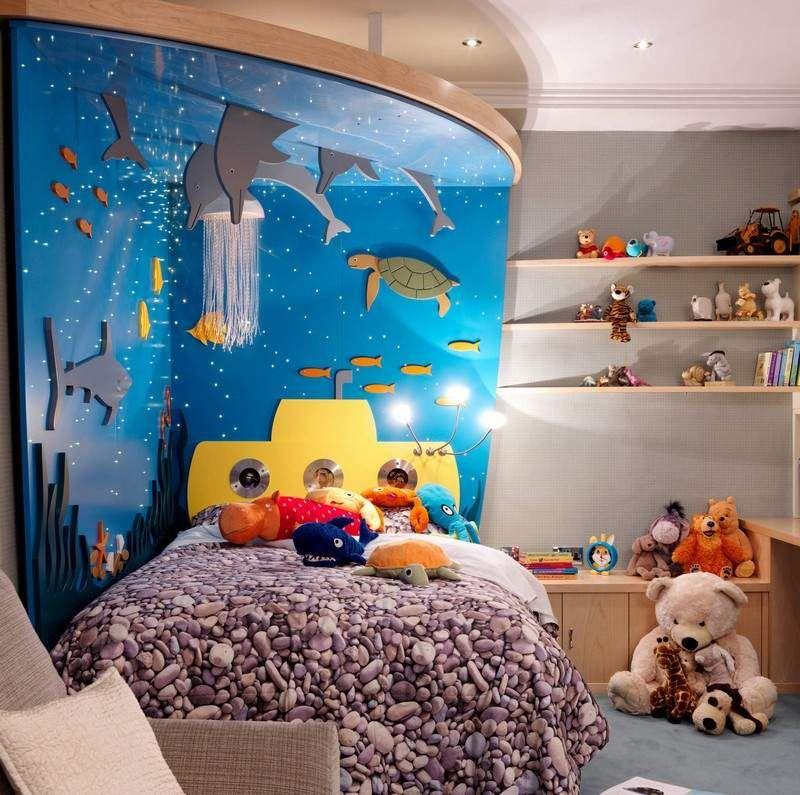 Galeri Desain Kamar Anak Yang Mengejutkan - Blog Sribu