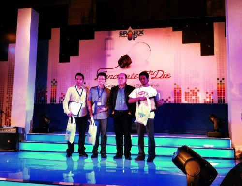 SparxUp 2011 Winners