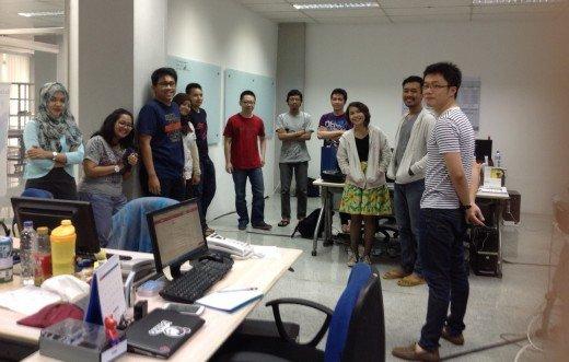 Tim Sribu.com 2014 – Fast & Growing
