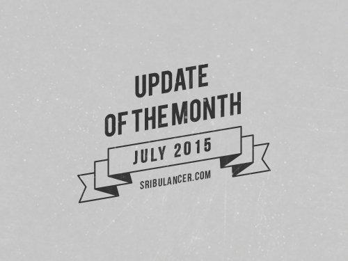 Sribulancer Update July 2015