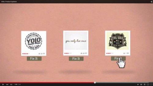Unlimited revision yang dijelaskan dalam explainer video Sribu