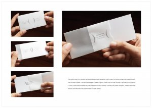 Cosmetic Surgeon Business Card