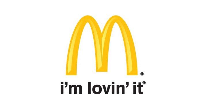 mc donlad's i'm lovin' it