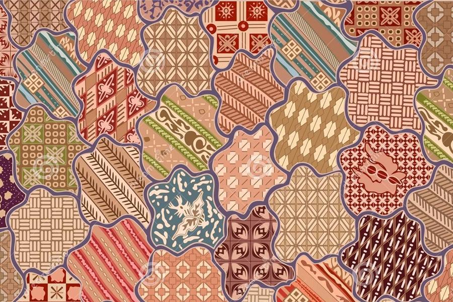 colorful-sekar-jagad-batik-motif