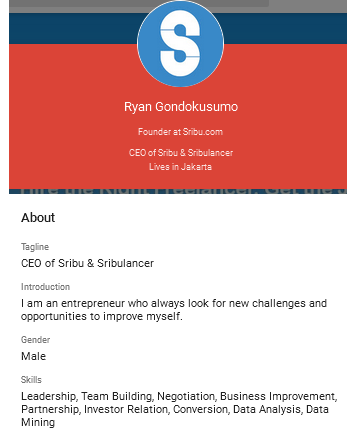 Sribulancer Google+