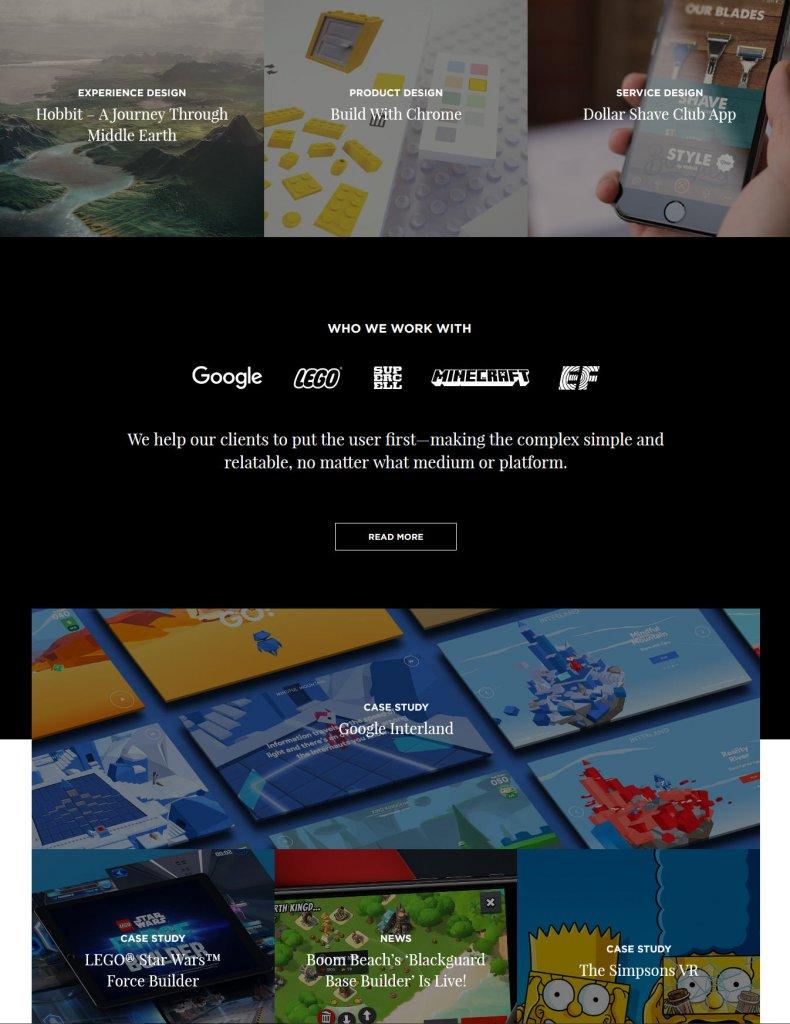 website perusahaan partner