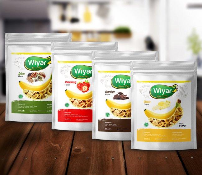 Fungsi Desain Label Makanan Sebuah Produk
