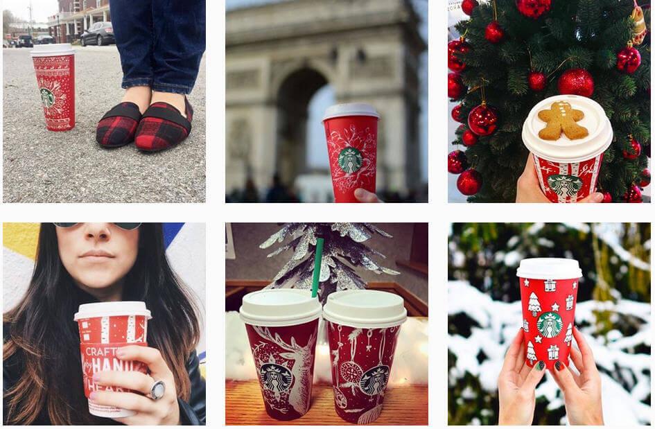Kontes Instagram Starbucks