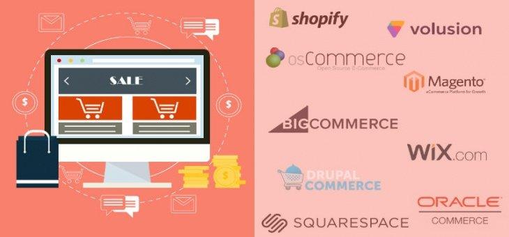 Online store builder untuk membuat toko online
