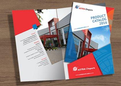 Panduan desain company profile