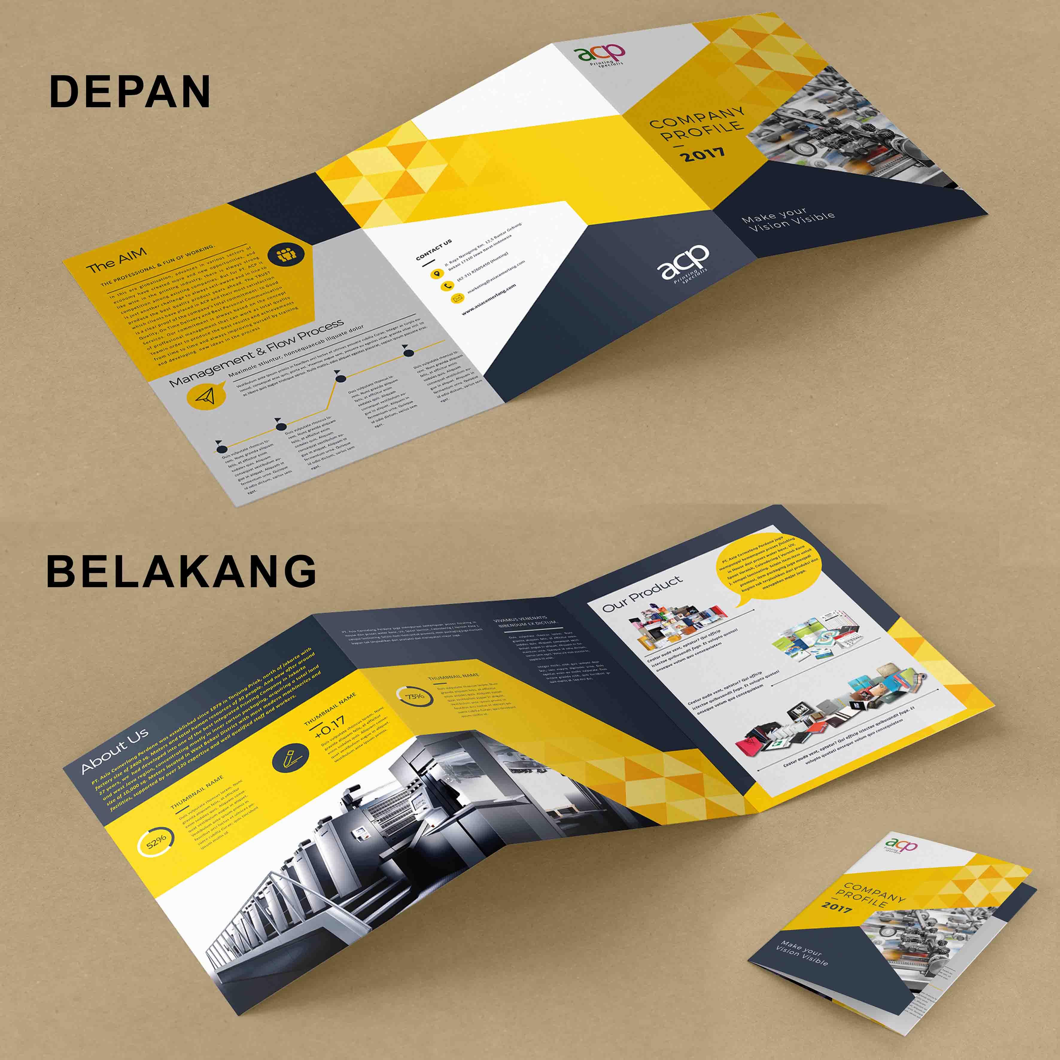 Relasi Bisnis company profile