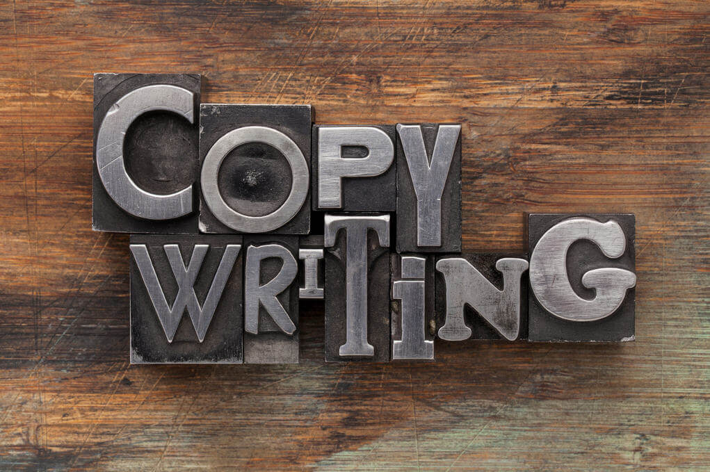 copywriting landing page